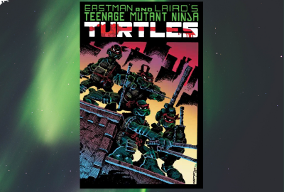 Teenage Mutant Ninja Turtles trading cards are coming back