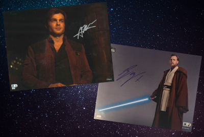 New autographs, exclusive trading cards and more at Star Wars Celebration