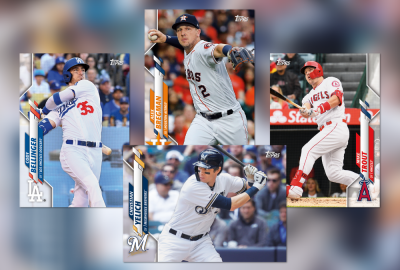 Revealing the 2020 Topps Baseball design
