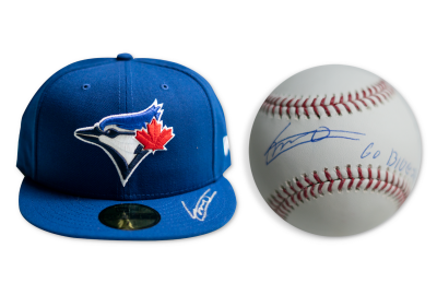 The Topps Company and Vladimir Guerrero Jr., sign  exclusive memorabilia deal