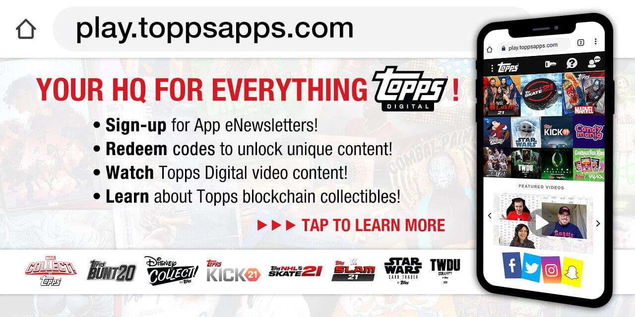 Topps Apps
