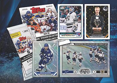 Topps Announces Plans for NHL All-Star Fan Fair