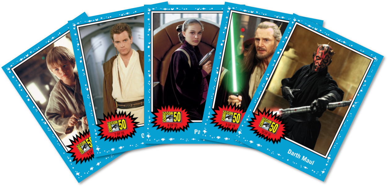 What does Topps have planned for San Diego Comic-Con 2019?