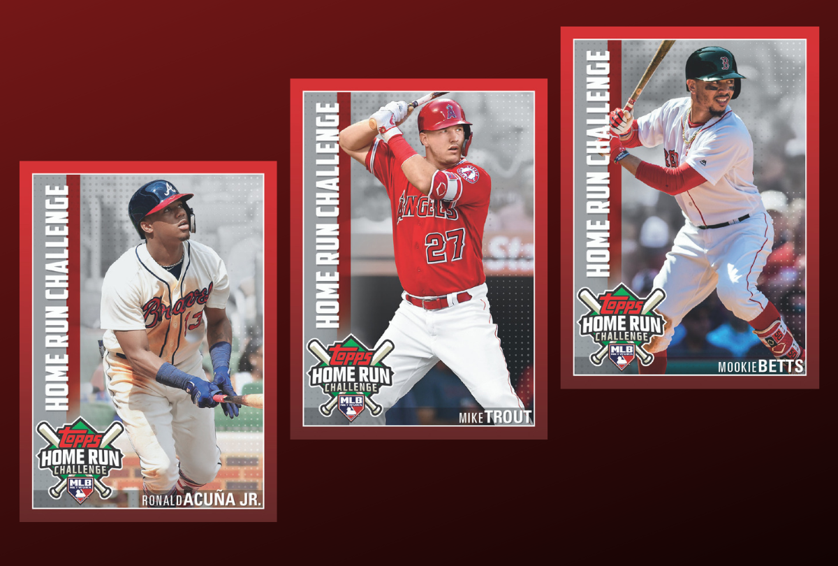 2020 Home Run Derby Results.Topps News 2019 Topps Home Run Challenge