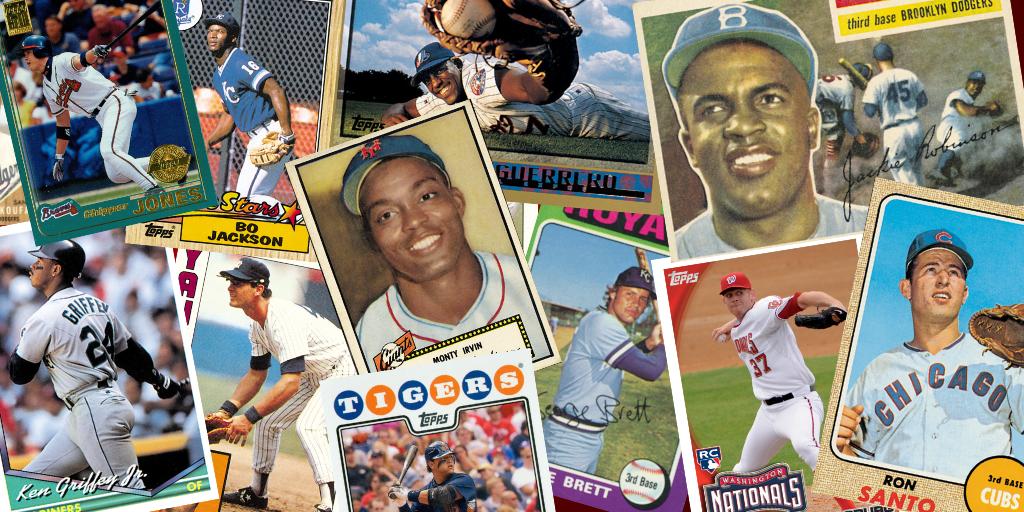 Vote for your favorite Topps Baseball design