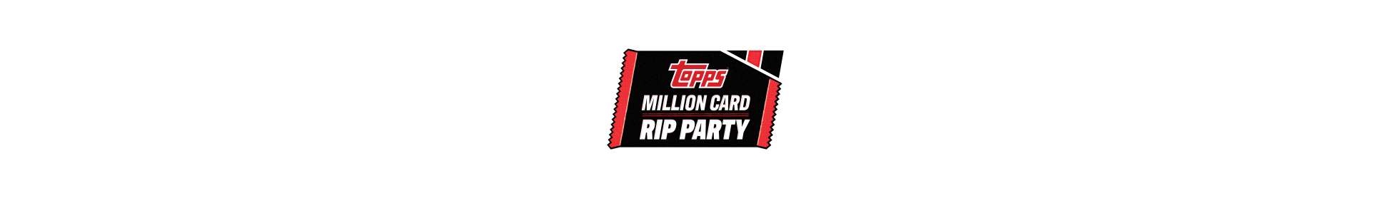 Topps hosting Million Card Rip Party