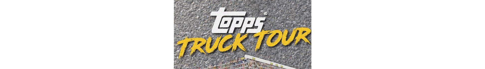 Topps Celebrates National Baseball Card Day with Nationwide Pop-up Truck Tour