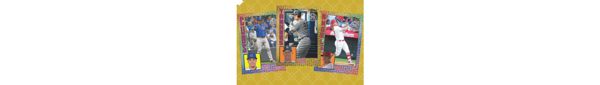 Topps Baseball Silver Pack Promo is headed to a hobby store near you