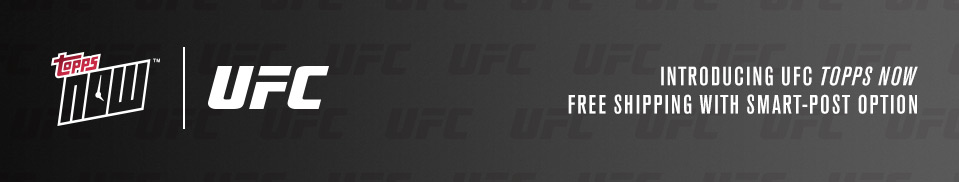 UFC Topps NOW™