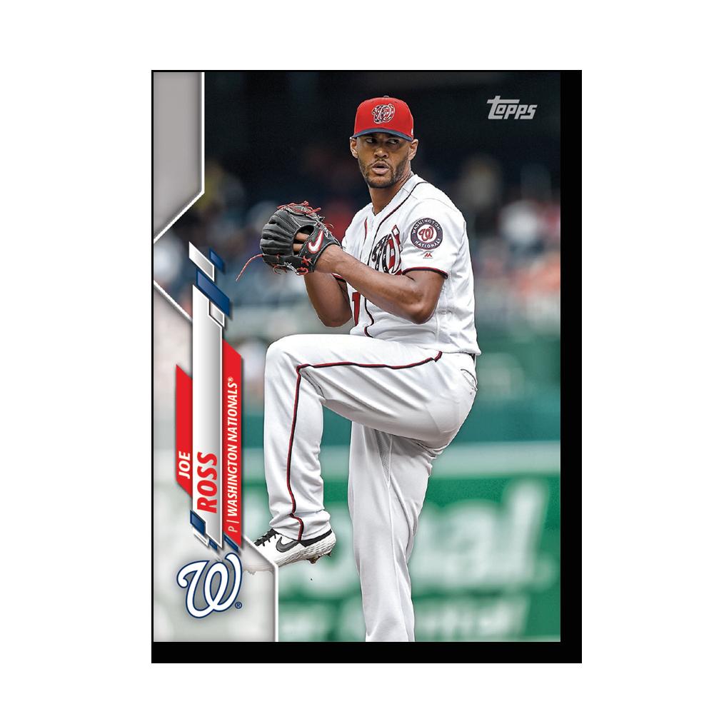 Joe Ross 2020 Topps Baseball Series 2 Base Poster # to 99