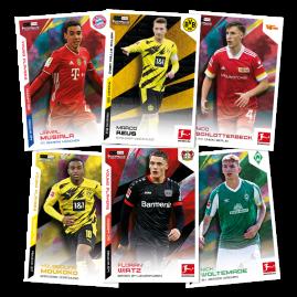 Bundesliga Match Attax Heroes - Päckchen 2