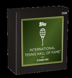 2019 Tennis Hall of Fame Set