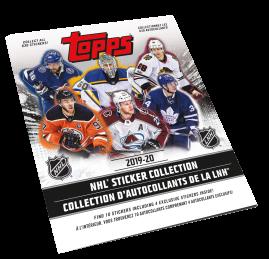NHL Sticker Album