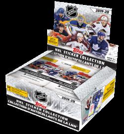 NHL Stickers Box