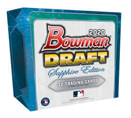 2020 Bowman Draft - Sapphire Edition - Online Exclusive