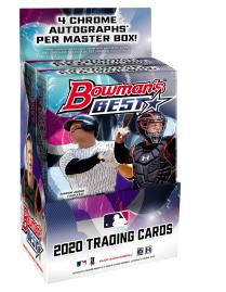 2020 Bowman's Best Baseball