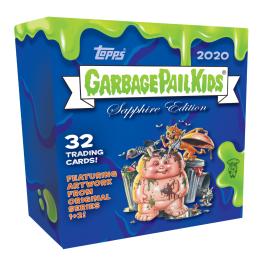 2020 Garbage Pail Kids Sapphire: Online Exclusive