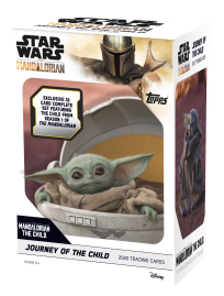 2020 Topps Star Wars The Mandalorian: Journey of the Child