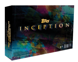 2020 Topps Inception Baseball - Hobby Box