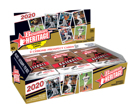2020 Bowman Heritage - Online Exclusive