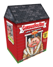 """2020 Garbage Pail Kids Series 1: """"Late to School"""" - Value Box"""