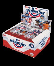 2020 Topps Opening Day Baseball - Hobby Box