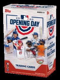 2020 Topps Opening Day Baseball - Value Box