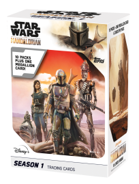 2020 Star Wars: The Mandalorian