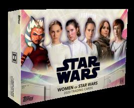2020 Women of Star Wars - Hobby Box