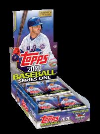 2020 Topps Baseball Series 1 - Hobby Box