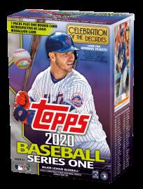 2020 Topps Baseball Series 1 - Relic Box