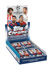 2020 Topps Chrome UEFA Champions League