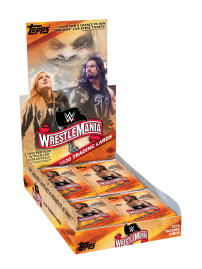 2020 WWE Road to WrestleMania - Hobby Box