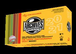 2021 Topps® Archive Snapshots Baseball
