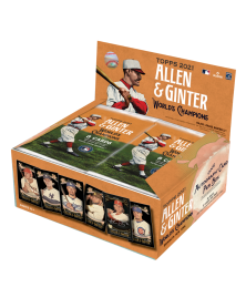 2021 Topps® Ginter X Baseball - Online Exclusive