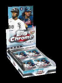 2021 Topps® Chrome Baseball - Hobby