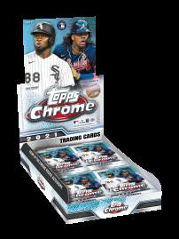 2021 Topps® Chrome Baseball - Hobby Lite - Online Exclusive