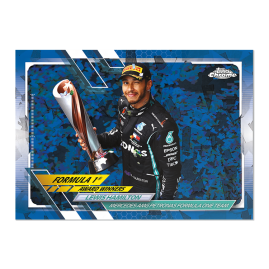 2020 Topps® Formula 1 Chrome Sapphire - Online Exclusive