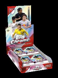 2021 Topps® MLS Chrome - Hobby