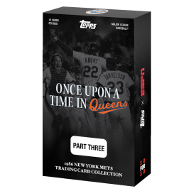"""2021 Topps x ESPN 30for30 - """"Once Upon a Time in Queens"""" - Part 3"""