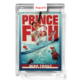 Topps Project70® Card 290 -  1998 Mike Trout by Quiccs - PR: 4113