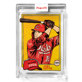 Topps Project70® Card 563 -  1981 Joey Votto by Blake Jamieson
