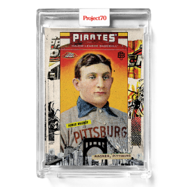 Topps Project70® Card 565 -  2006 Honus Wagner by Tyson Beck