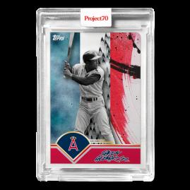 Topps Project70® Card 576 -   Sandy Alomar by FUTURA - PR: 802
