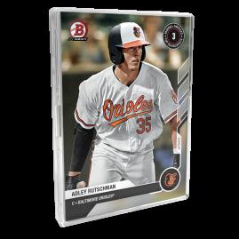 2021 Bowman NEXT – Baseball America's Top 100 Prospects - Wave 3 - Print Run: 750