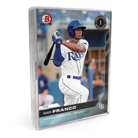 2020 Bowman NEXT – Baseball America's Top 100 Prospects - Wave 1 - Print Run: 770
