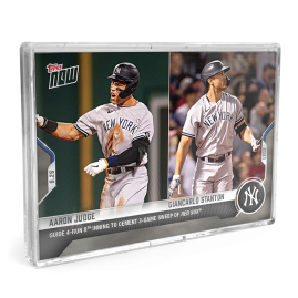 4-Card Bundle - 2021 MLB TOPPS NOW® Cards: 865-868