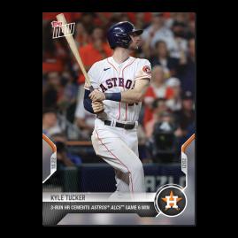 Kyle Tucker  - 2021 MLB TOPPS NOW® Card 1005