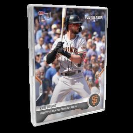 2021 San Francisco Giants TOPPS NOW® Postseason 10-Card Team Set
