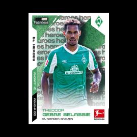 Bundesliga Match Attax Heroes - Pack 4